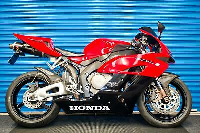 2004 HONDA CBR1000 RR-4 FIREBLADE RED - LOTS OF EXTRA'S - FREE DELIVERY