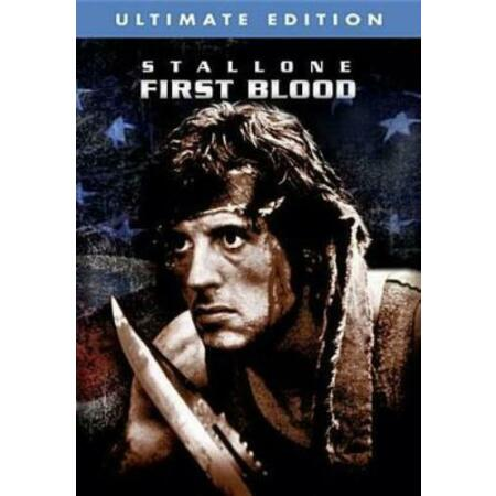 img-RAMBO: FIRST BLOOD (Region 1 DVD,US Import.)