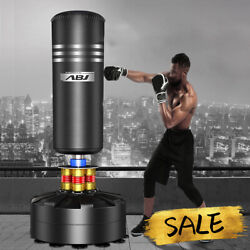 Kyпить Boxing Punching Bag Set Free Standing Heavy Cardio Training Kickboxing Adult MMA на еВаy.соm