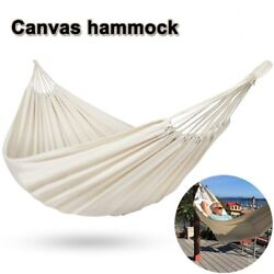 Flatrock Camping Travel Lightweight Nylon Hammock with Straps and Carabiners