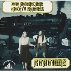Don Haynie-Stations CD NEW