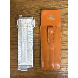 Kyпить Rare Vintage K & E Deci-lon Pocket 5, model 68 1130, Slide Rule, pocket sized на еВаy.соm