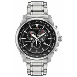 Kyпить Citizen Eco-Drive Men's Brycen Chronograph Multi Dial 44mm Watch AT2370-55Fl на еВаy.соm