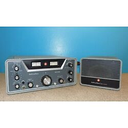 Kyпить Hallicrafters SR-150 Transceiver w/ PS-150 Very Good Condition Free Shipping на еВаy.соm