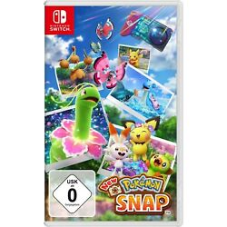 Kyпить New Pokemon Snap, Nintendo Switch, NEU & OVP на еВаy.соm