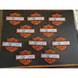 Kyпить LOT OF 10-HARLEY DAVIDSON  MOTORCYCLES