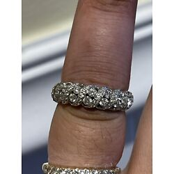 Kyпить 14k white gold 1 carat Diamond ring size 6.5 на еВаy.соm