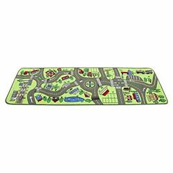 Kyпить Learning Carpets Giant Road LC124, White (OLD) на еВаy.соm