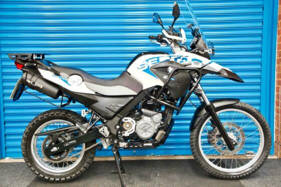 2014 BMW G 650 GS SERTAO ABS WHITE - ADVENTURE READY - FREE DELIVERY