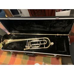 Kyпить Brand New MOZ Trombone With Trigger. Mint Condition. Please See Pictures на еВаy.соm