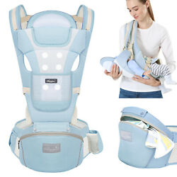 Kyпить Newborn Infant Baby Carrier Breathable Ergonomic Wrap for Shopping Travel 6-in-1 на еВаy.соm