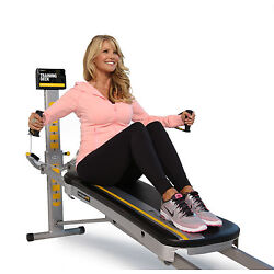 Total Gym FIT with AbCrunch  -  Limited Time Offer!