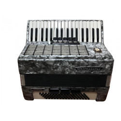 Kyпить Piano accordion akkordeon WELTMEISTER STELLA 80 Bass Germany Excellent condition на еВаy.соm