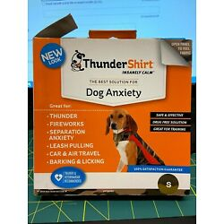 ThunderShirt Insanely Calm For Dog Anxiety - Small