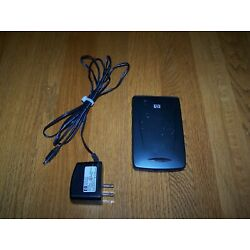 HEWLETT-PACKARD JORNADA 540 SERIES POCKET PC WITH CORD IS VERY CLEAN AND WORKS