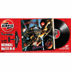 Airfix Products A07007B 1:72 Heinkel He111 H-6 Motorhead Bomber Special