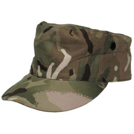 img-British Army and Cadet Issue MTP Multicam Peaked Combat Field Cap - Size 60cm