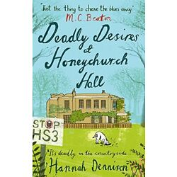Deadly Desires at Honeychurch Hall. Dennison 9781472114709 Fast Free Shipping*#