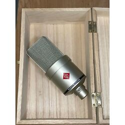 TLM 103 Condenser Microphone Clone with case, shockmount and xlr cable