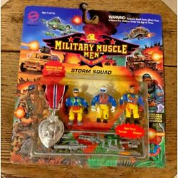 Military Muscle Men Storm Squad