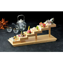 Staircase Display Stand 6 Steps Kitchen Japanese Tableware / Made in JAPAN
