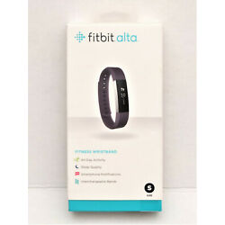 Fitbit ALTA -  Activity Fitness Tracker  - Small - Plum - NEW Sealed Box