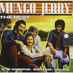 Mungo Jerry - The Best CD NEW