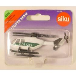 SIKU Super Serie Police Helicopter # 0807