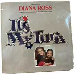 1980 It s My Turn DIANA ROSS MB-947M1 Original Motion Picture Soundtrack Sealed