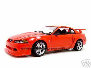 2000 ford svt mustang cobra r red 1 18 diecast model car by maisto 31872 90159318729 ebay. Black Bedroom Furniture Sets. Home Design Ideas