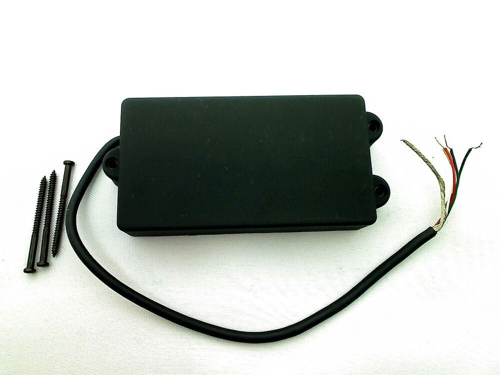 music man style bass pickup humbucker tonabnehmer ebay. Black Bedroom Furniture Sets. Home Design Ideas