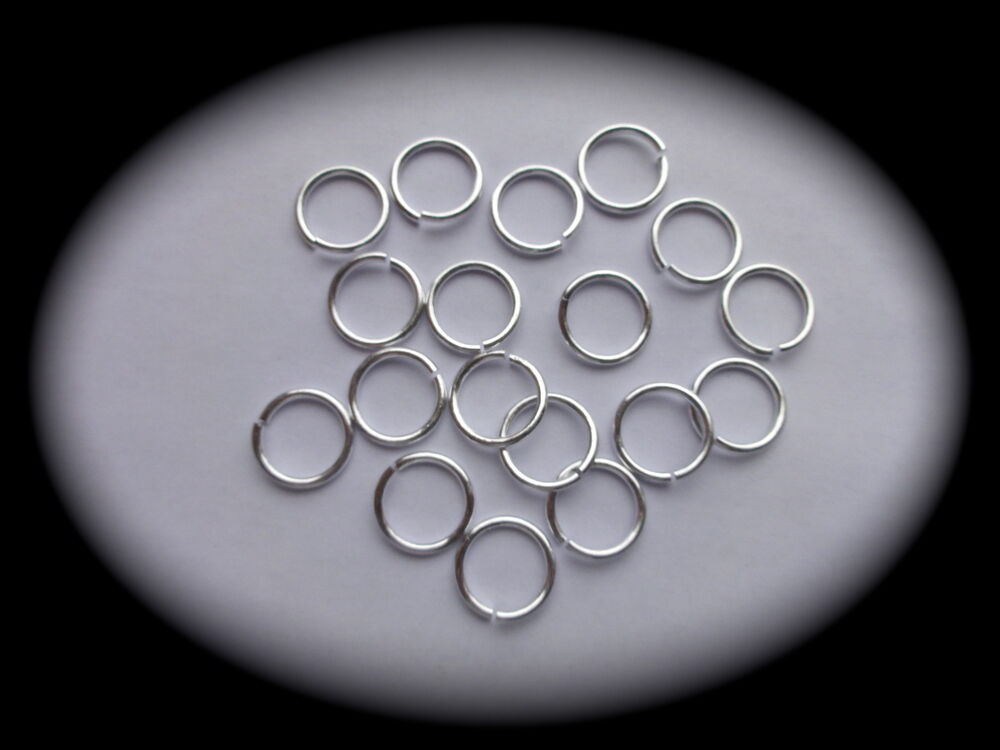 pack of 50 silver wedding rings embellishment for