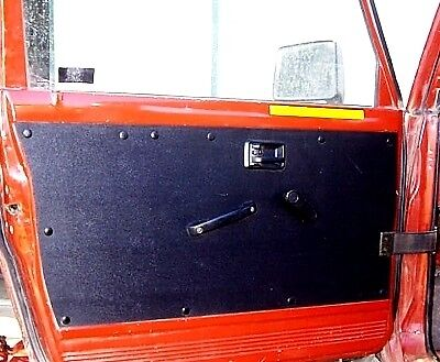 Suzuki Samurai Abs Door Panels