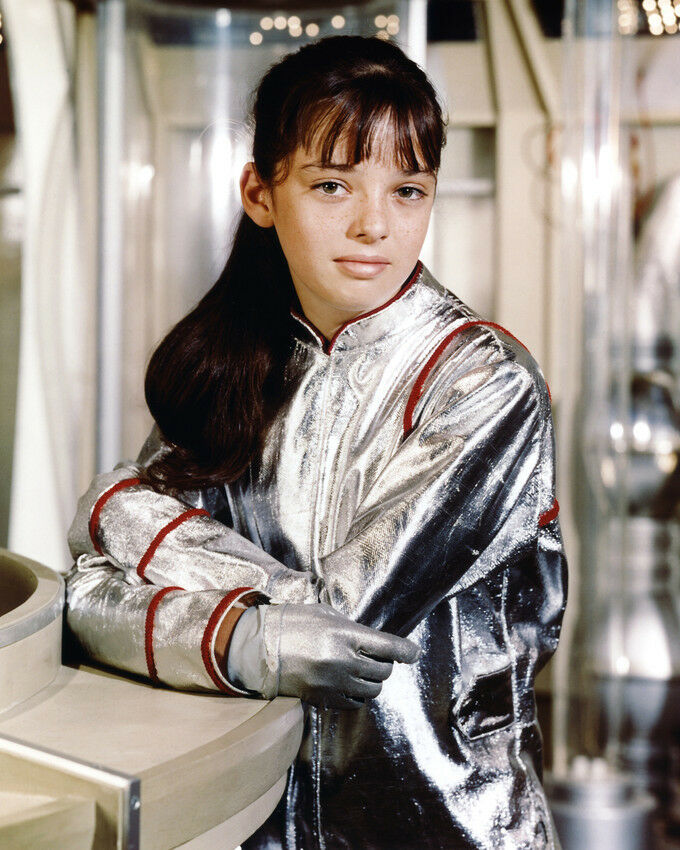 angela cartwright lost in space 8x10 color photo ebay