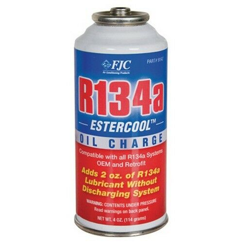 Fjc 9147 r134a ester oil charge ebay for Can i use motor oil in my air compressor