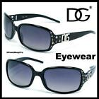 Womens Rhinestones Fashion Sunglasses - Smk #DG94 F