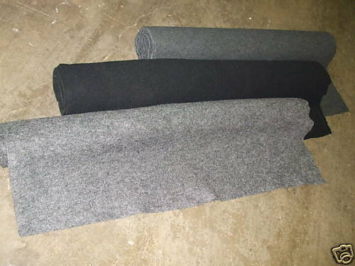 trunk liner carpet car rv boat custom speaker boxes new ebay. Black Bedroom Furniture Sets. Home Design Ideas