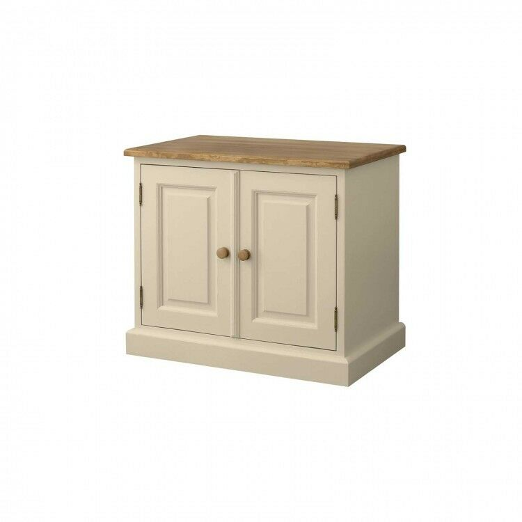 Painted Pine Kitchen Cabinets: Devon Painted Pine Furniture Small Sideboard Cupboard