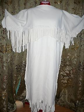 Girls Native American Indian Buckskin dress 2T-10 U Pic | eBay Native American Women Traditional Clothing