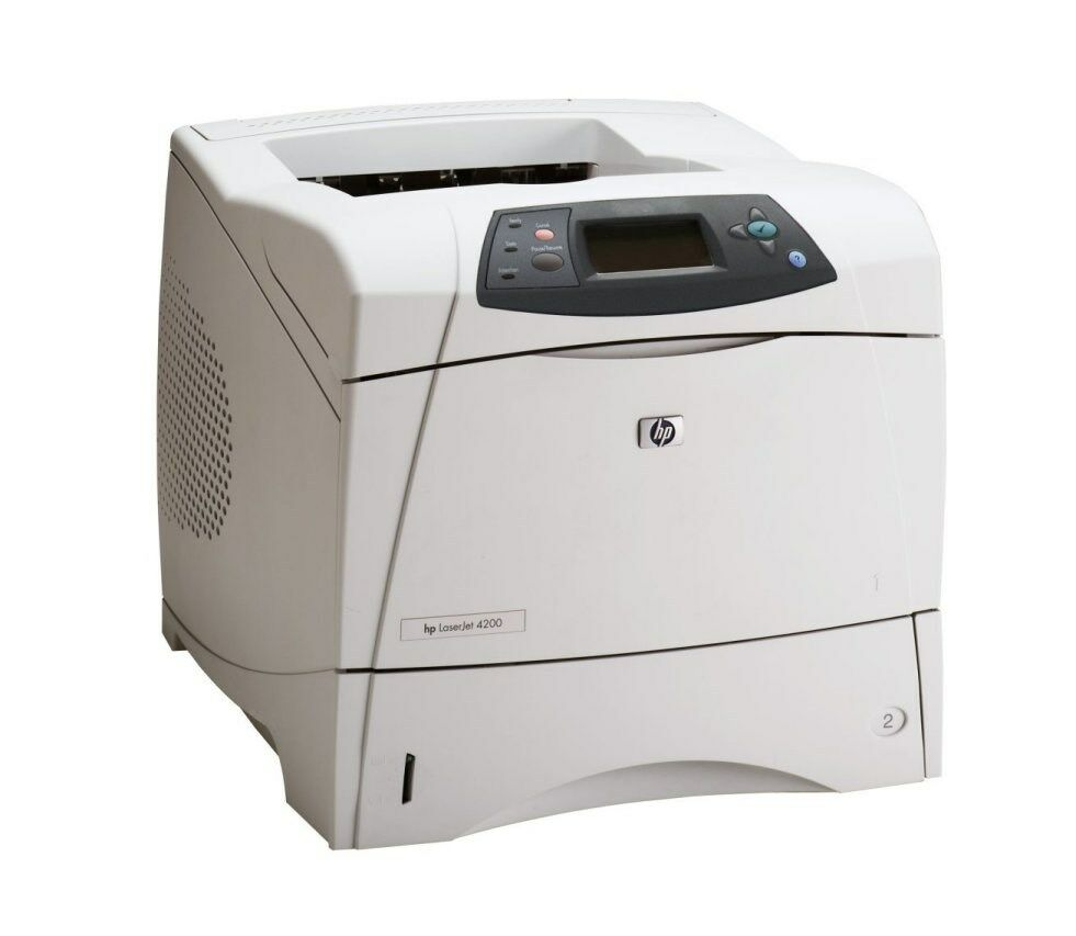 Service Manual HP Hewlett Packard LaserJet 4200 & 4300 Series Printer (PDF)  | eBay