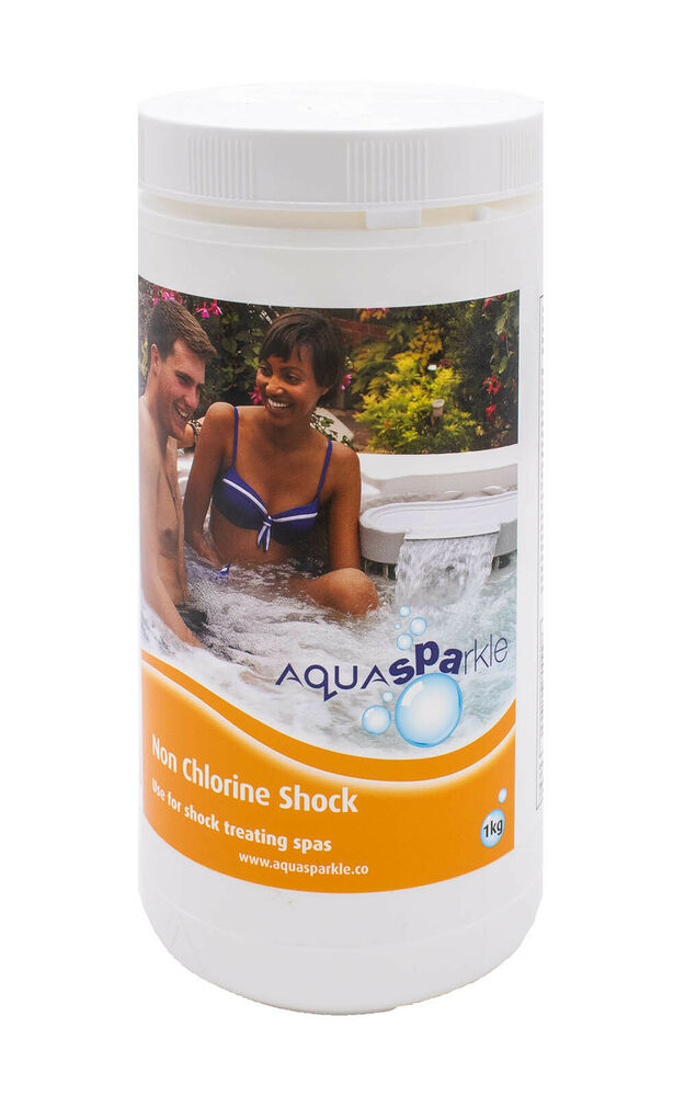 Non Chlorine Shock For Hot Tubs Spas Swimming Pools