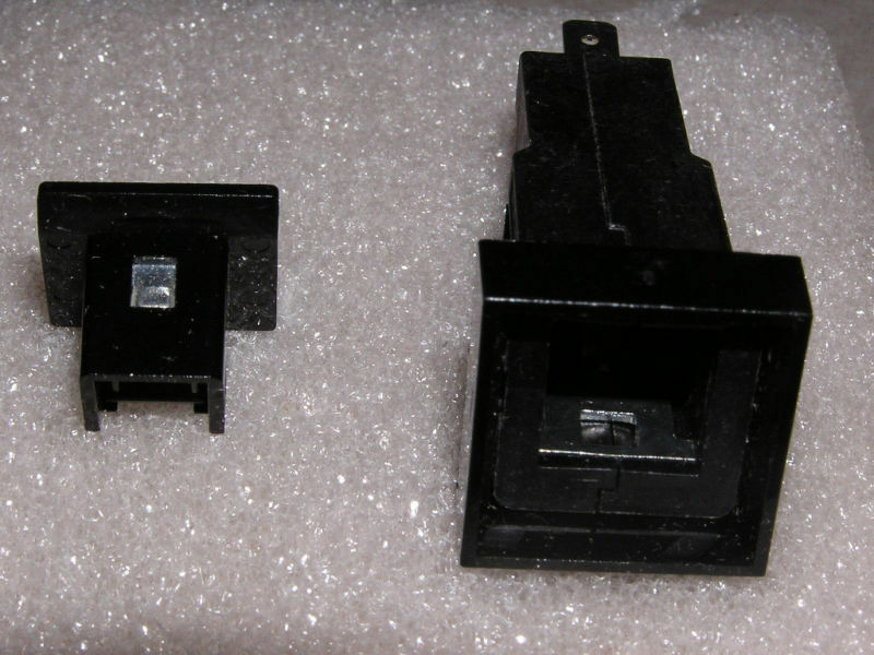 Square Fuse Holder For Classic Xl