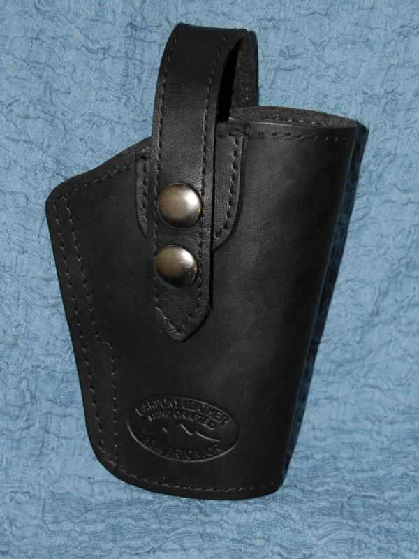 BARSONY BLACK LEATHER GUN HOLSTER KIMBER ULTRA CARRY II | eBay