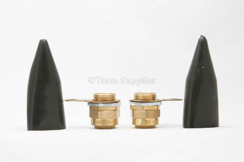 Armoured Swa Cable Glands Bw25 Gland Pair Ebay