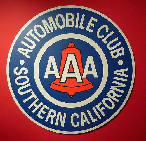 Aaa Socal Classic American Sticker 3 Hot Rod Race California Automobile Club Ebay