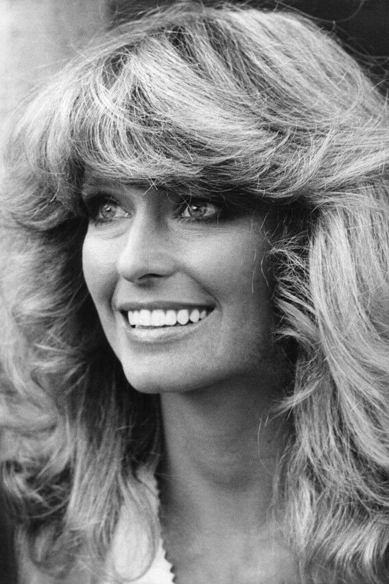 how to get farrah fawcett curls
