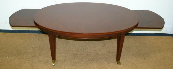 Antique End Tables Images: Antique STYLE TRADITIONAL MAHOGANY W Tray Tables Inlaid