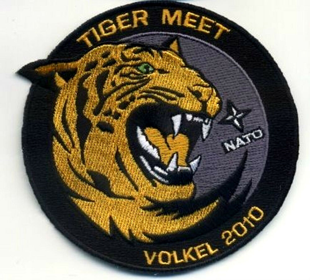 tiger meet patches the crossing