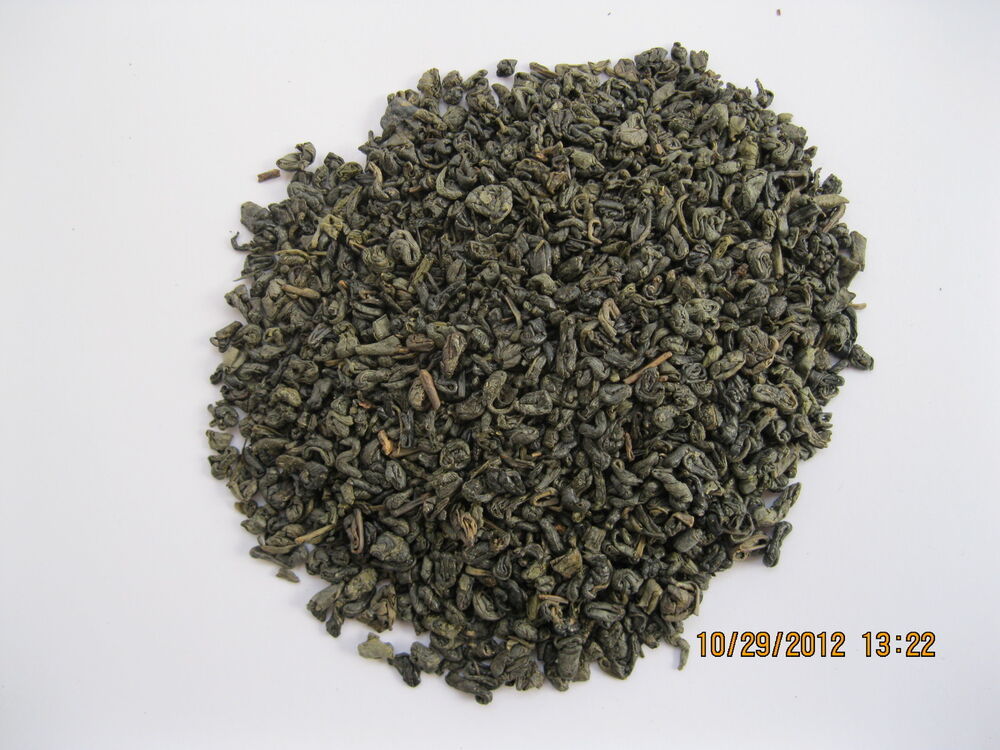 Chinese Gunpowder Green Tea Loose Leaf 16 oz One Pound lb China | eBay