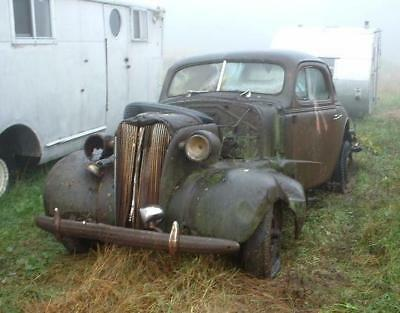 1937 1938 Chevy Chevrolet Coupe rat hot rod project